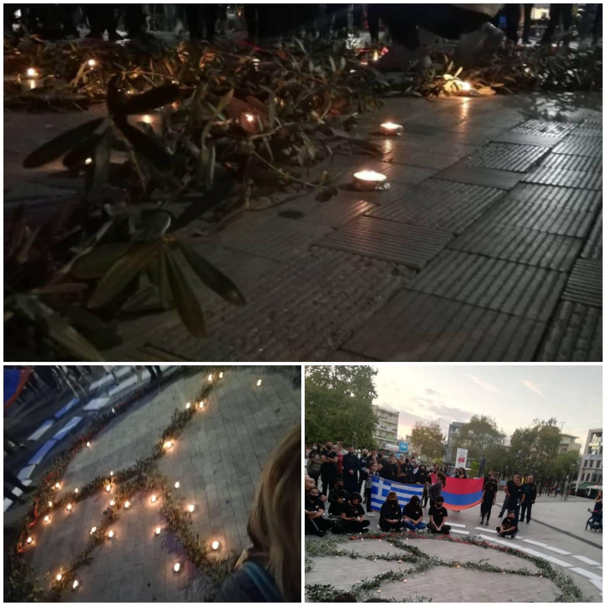Οι Αρμένιοι της Ξάνθης δίνουν τη δική τους μάχη για την Αρμενία