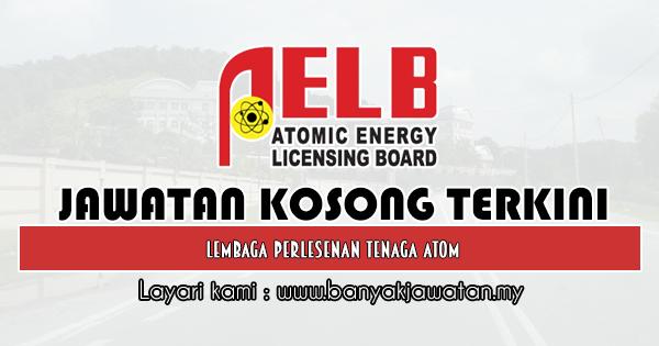Jawatan Kosong Kerajaan 2019 di Lembaga Perlesenan Tenaga Atom