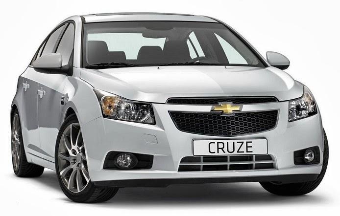 Chevrolet Cruze inceleme Resimleri