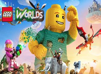 Lego Worlds [Full] [Español] [MEGA]