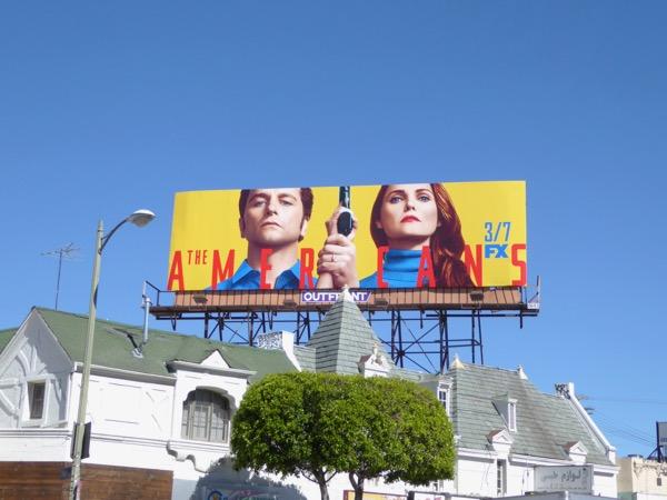 Americans 5 billboard
