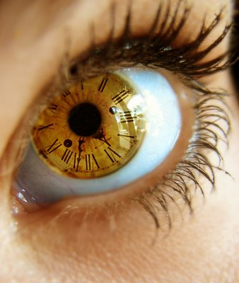 Olhar o tempo