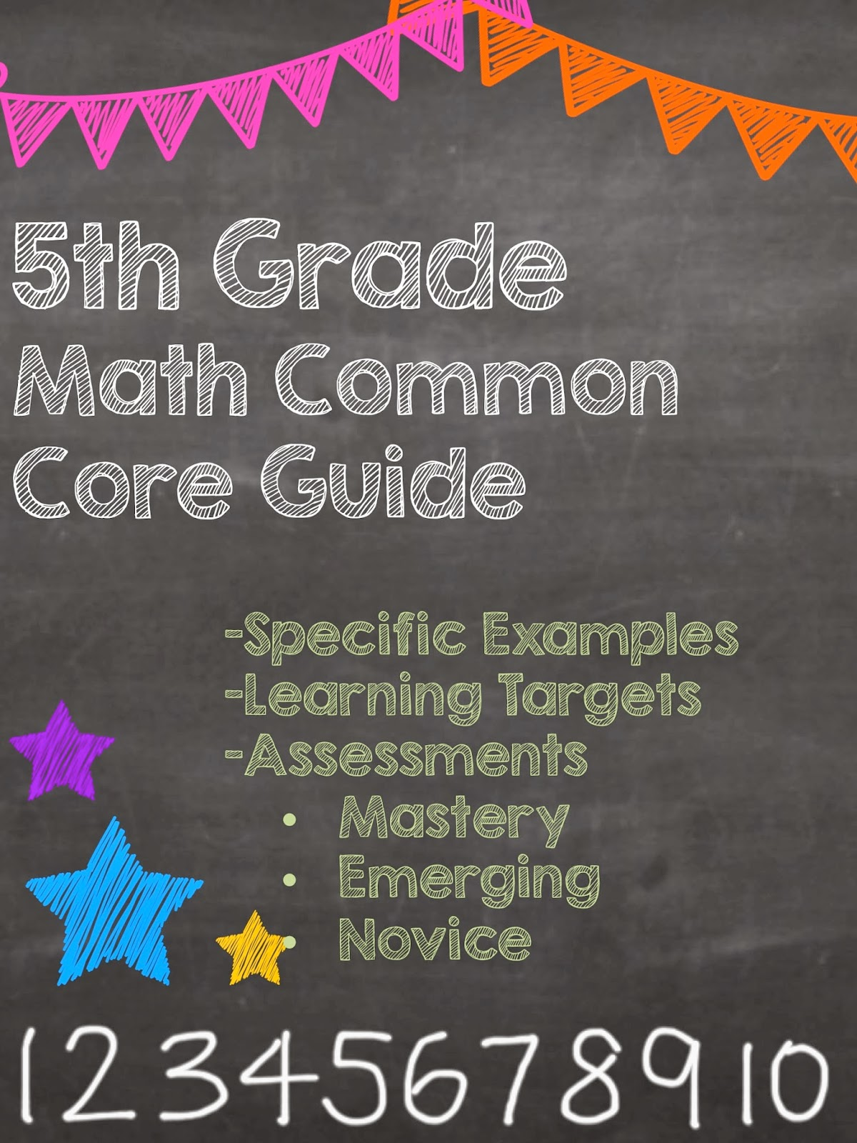 Learn With Leah 5th Grade Common Core Math Guides