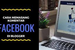 Memasang Komentar Facebook di Blogger