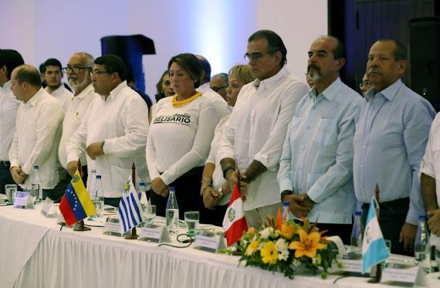 Congresistas latinoamericanos piden negar visados a miembros del régimen de Maduro