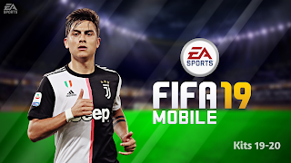 FIFA 19 Mobile Android Offline 1 GB 19-20 Kits Update