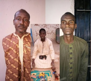 3 Foreign Boko Haram Suspects ARRESTED In Gombe