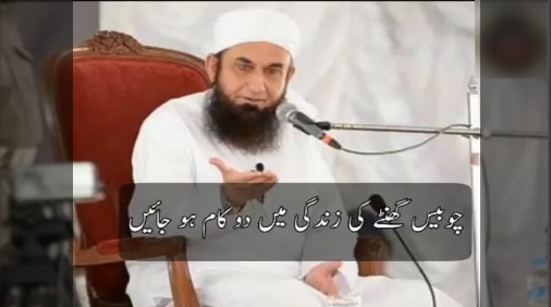 Emotional Islami Bayan - Maulana Tariq Jameel - Whatsapp Status Video Downlod