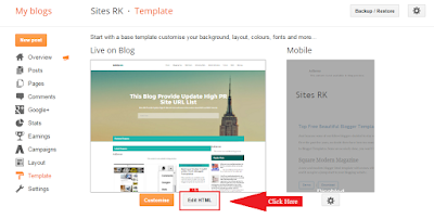 How to Add SEO Pack Plugin in Your Blogger Blog