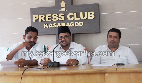 Kerala, News, Kumbala, Kasargod, Milad, Press meet