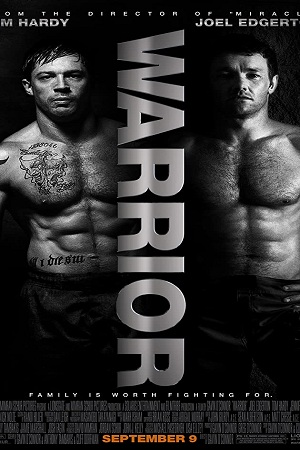 Warrior (2011) English Audio Download 480p 720p BRRip