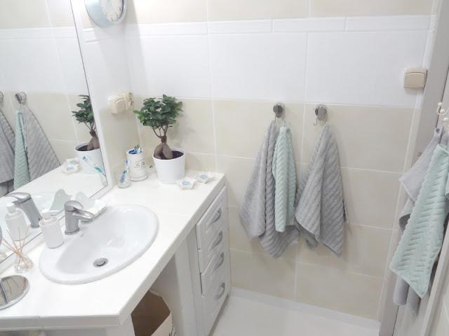 My Little White Home Malowanie Płytek łazienkowych I Inne