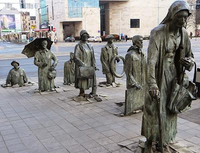 Esculturas  en el mundo