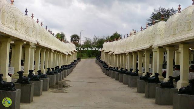 shiva temples in salem district