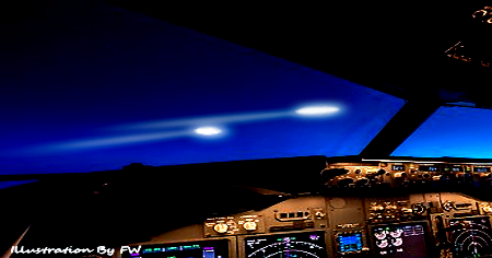 Airline Pilots Keep Reporting UFOs Over Canada