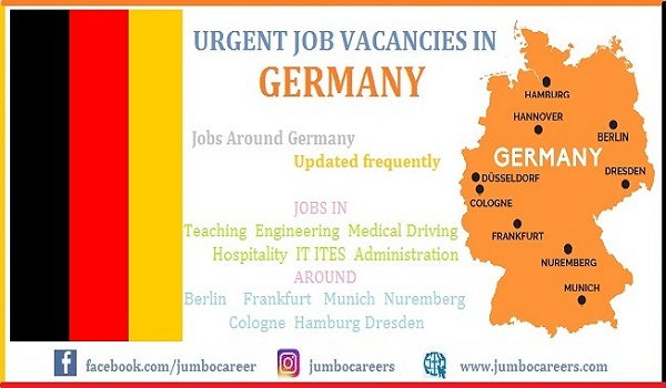 Latest Jobs and Careers in Germany 2021