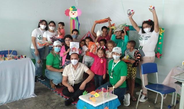 Serviço de Convivência e Fortalecimento de Vínculos + Programa Criança Feliz