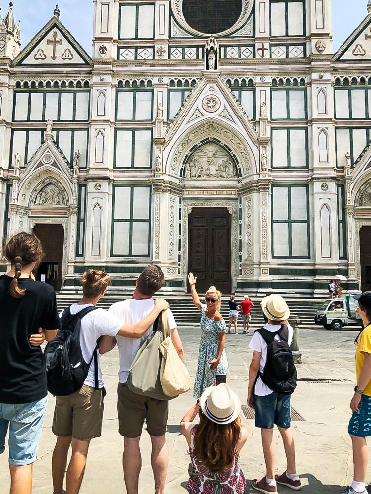 Sekrety Florencji - Dom z Kamienia blog