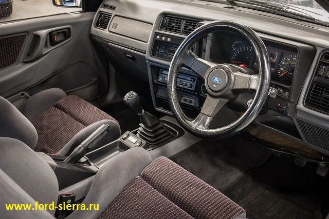 Ford Sierra Cosworth RS500 продается