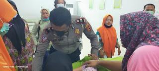 Polres Bone Berduka, Baur SIM Aiptu Abdul Rahman Wafat