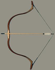 Macam Macam Busur Panah : macam, busur, panah, Jenis-Jenis, Busur, Panah, Dunia, ATURAN, PERMAINAN
