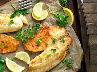 5-Ingredient Garlic Parmesan Tilapia Recipe