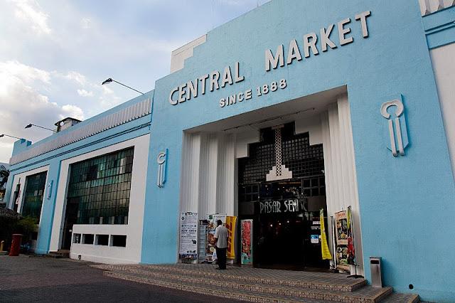 10 Tempat yang Wajib di Kunjungi di Malaysia - Central Market
