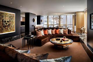 Hotel arredato da Lenny Kravitz immagine