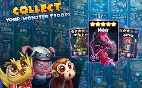 Monster Legends Mod Apk Android