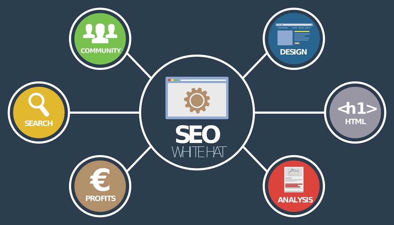 How does seo wprks in digital marketing