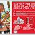 Castiga premiile Coca Cola pentru serile picante in doi!