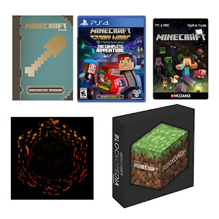 All Minecraft Media Items