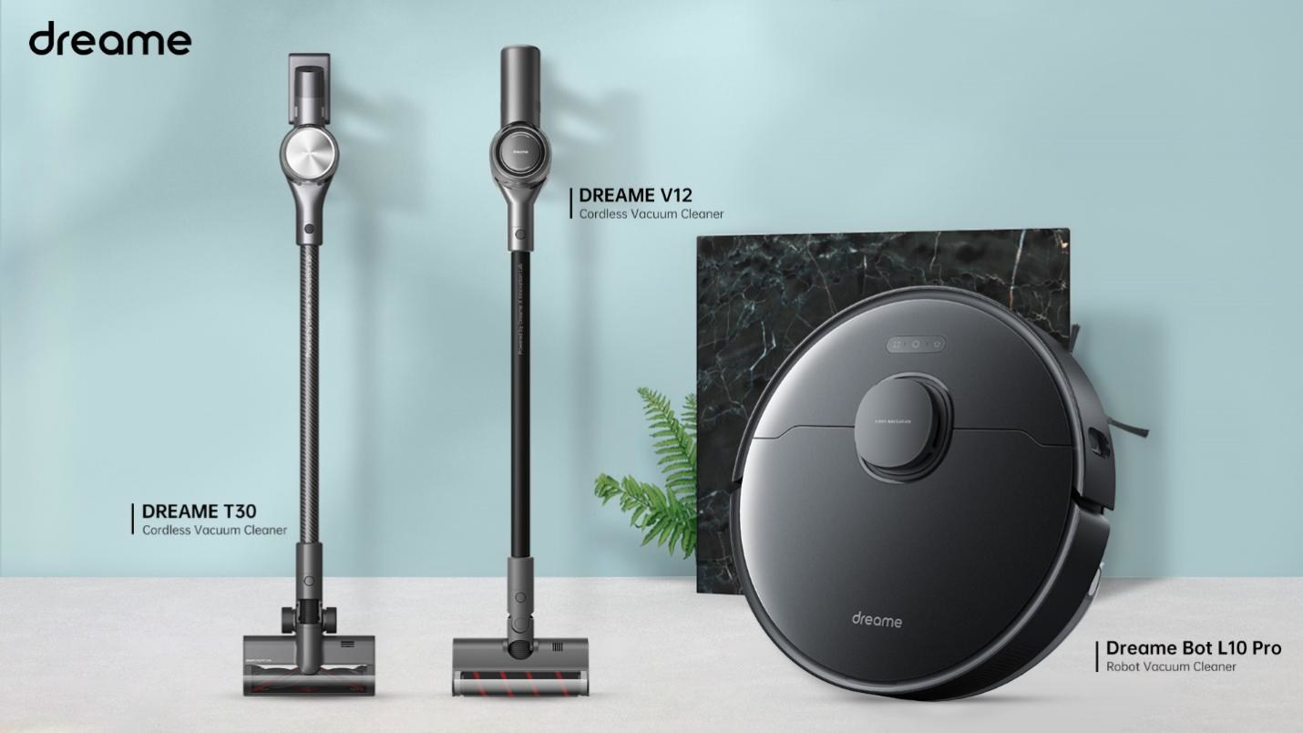 Dreame Technology to bring new smart home cleaning appliances