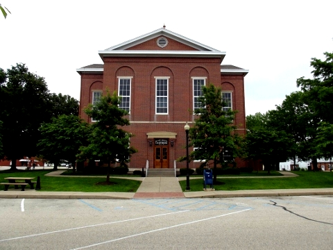 Ripley County Court House