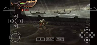 God Of War Ghost Of Sparta for ppsspp android