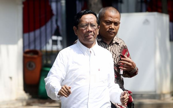 Mahfud: Belum Ada Kasus Virus Corona di Indonesia