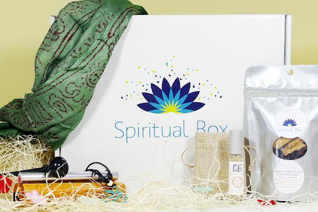 DÉCOUVERTE DE LA SPIRITUAL BOX | MARS
