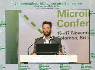 UN-Supported Microinsurance partnership showcase at 12th international Microinsurance conference