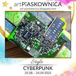 style - CYBERPUNK
