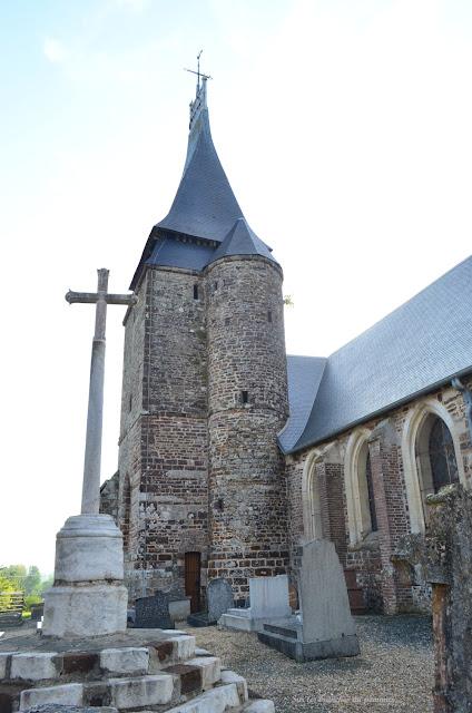 Eglise de Sainte-Geneviève en Bray