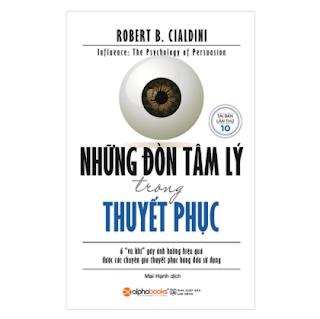Những Đòn Tâm Lý Trong Thuyết Phục (Tái Bản 2019) ebook PDF EPUB AWZ3 PRC MOBI