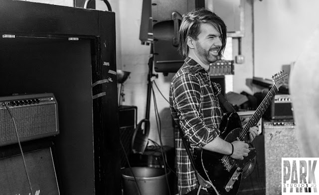 Brandy Row and the Coalition of Sound   Birmingham Recording Studio   Park Studios JQ   guitarist