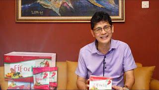 Produk Detox Rekomendasi Boyke Dian Nugraha