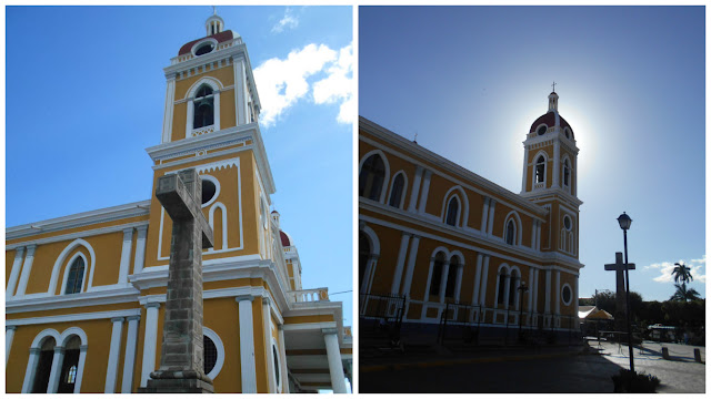 Cathedral of Granada in Nicaragua
