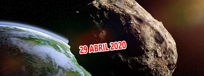 asteroide 1998 or2 - 29 de abril de 2020