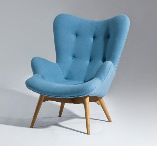 dengan kursi berkontur empuk dan nyaman untuk tubuh anda membuat merasa seperti sedang bersandar sambil duduk kursi santai bunga