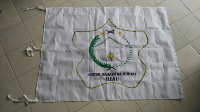 Bendera Ikatan Mahasiswa Kerinci