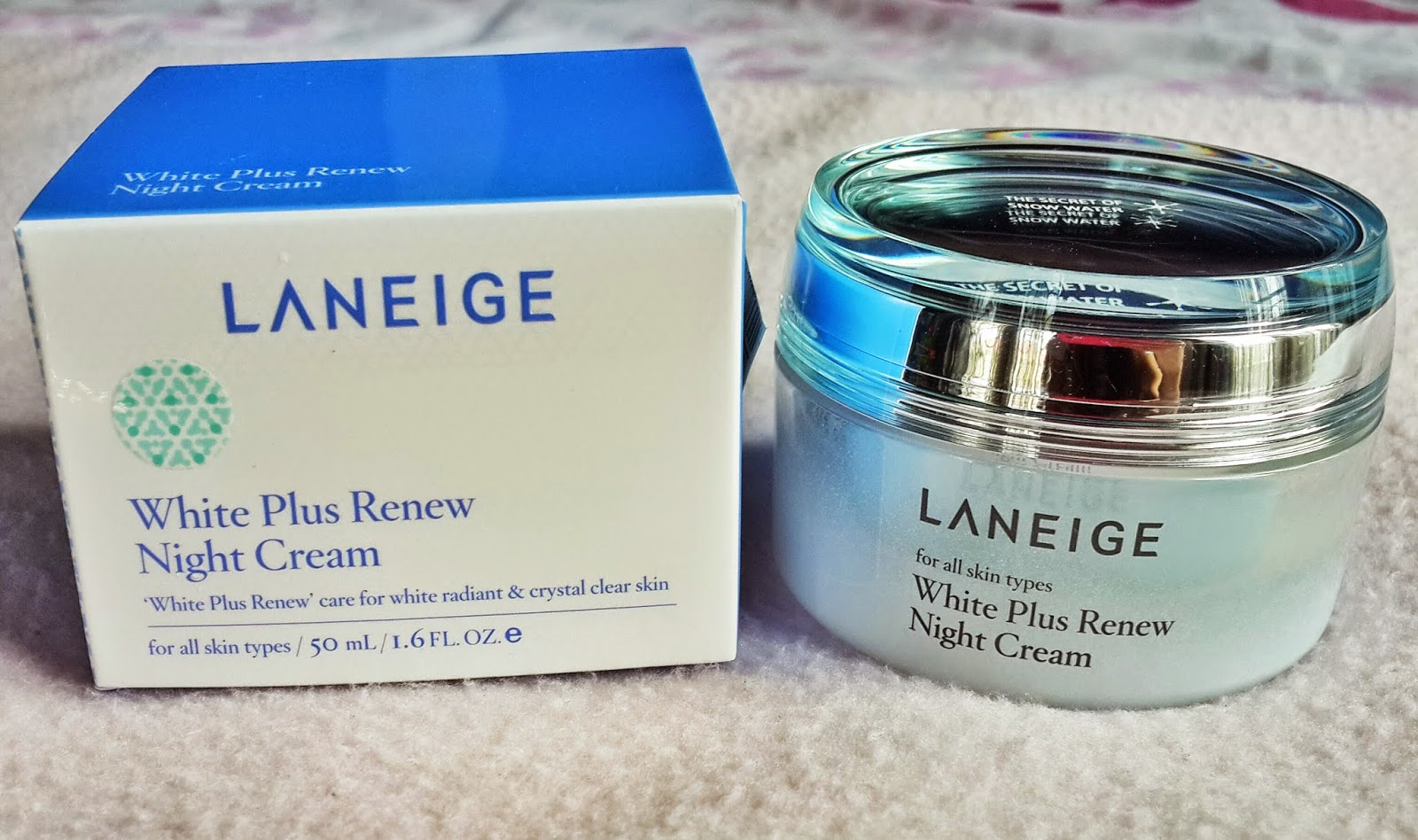 White Plus Renew Eye Cream by Laneige #8