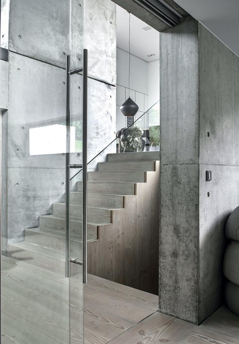 Meuble Salle De Bain Pierre Et Bois ~ Raw And Modern La Maison D Anna G Bloglovin