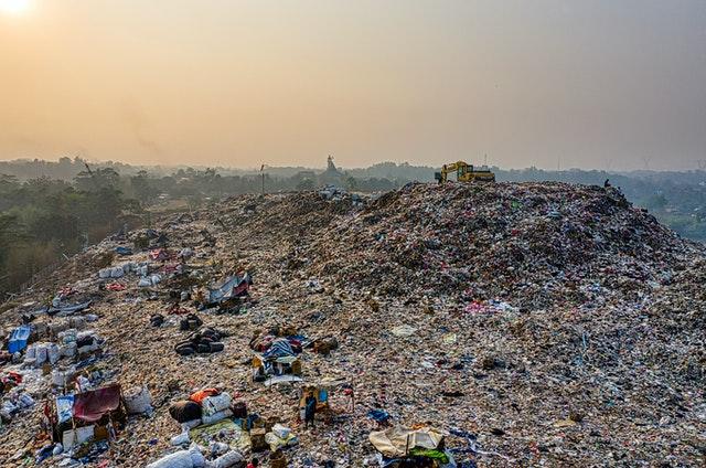 medio ambiente contaminado